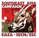 Southeast Asia Campaign (EAZA & IUCN/SCC) logo
