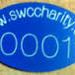 SWCC released hedgehog temporary ID badge